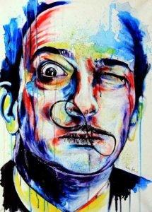 Salvador Dali ideas